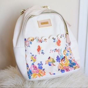 Floral Betsy Johnson Fashion Backpack